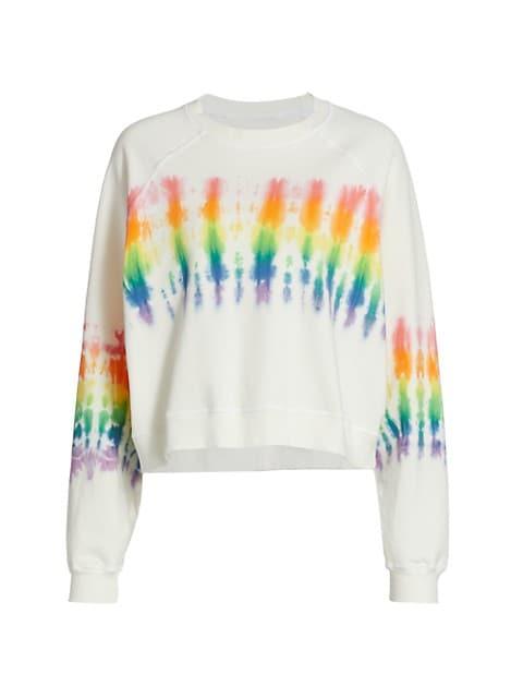 Ronan Tie-Dye Pullover