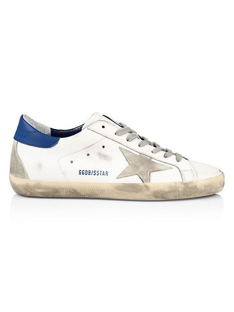 Super-Star Core Leather Sneakers