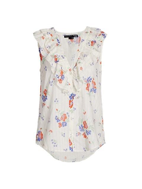 Leina Floral Shirt