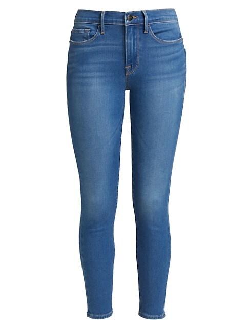 Le Skinny de Jeanne Ankle Jeans