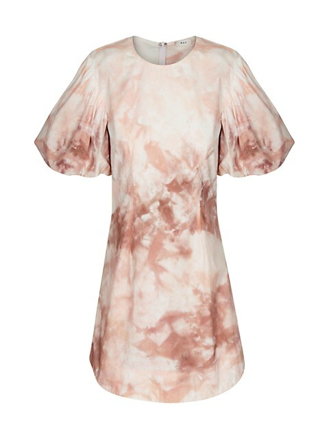 Jess Tie-Dye Mini Dress