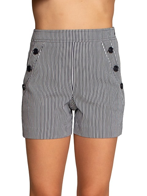 Magnifico Nautical Striped Shorts