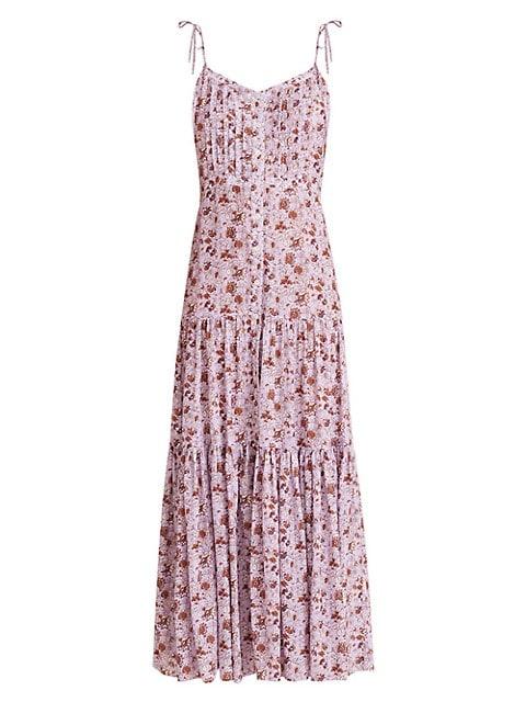 Windansea Floral-Print Dress
