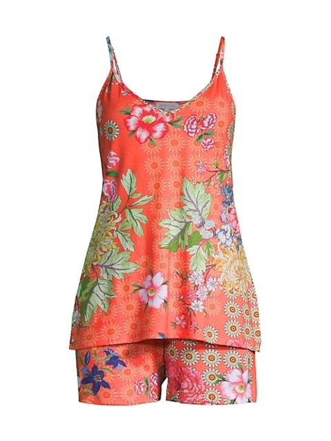 Whistle 2-Piece Cami Pajama Set