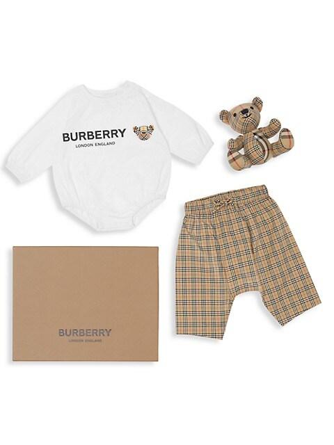 Baby's Thomas Bear 3-Piece Gift Set