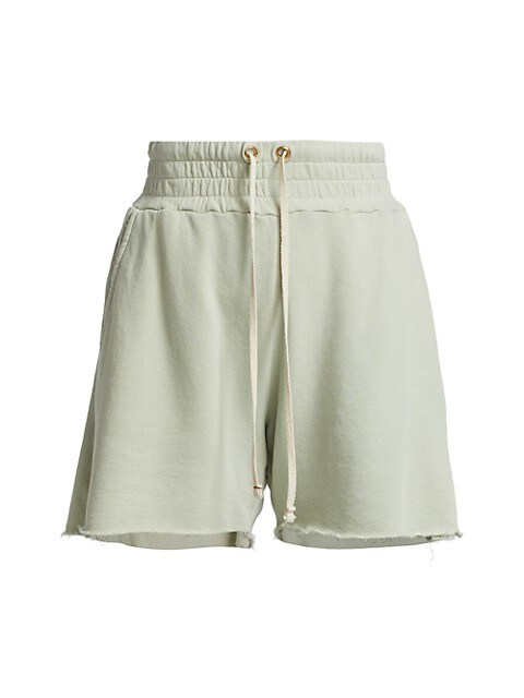 Terry Yacht Cotton Shorts