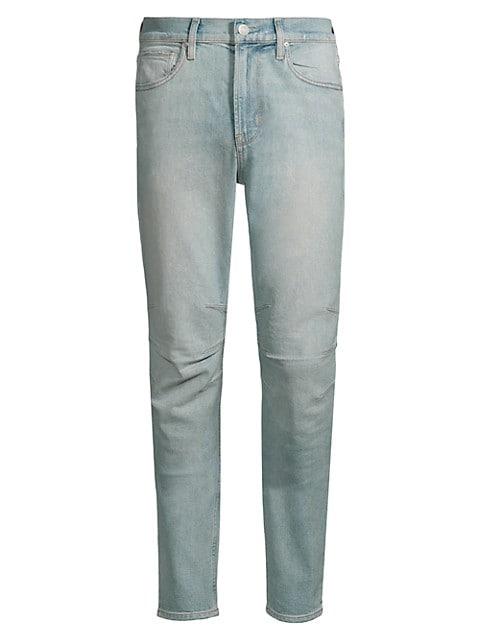 Zack Moto-Inspired Skinny Jeans