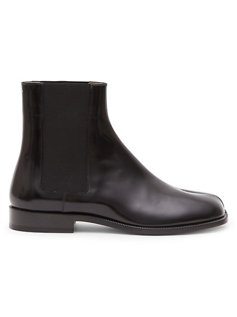 Tabi Advocate Leather Chelsea Boots