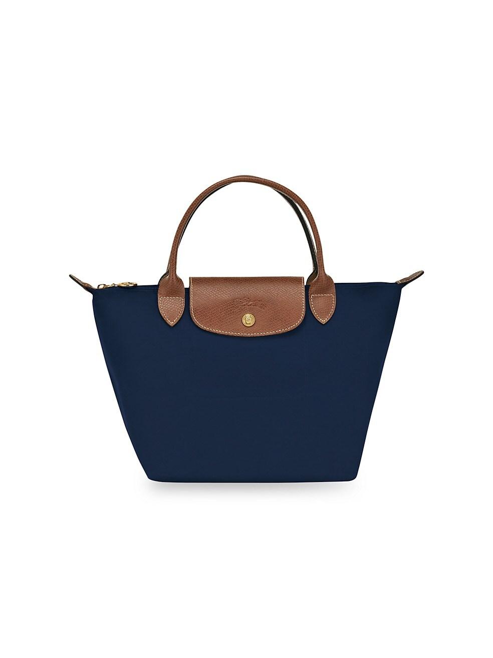 롱샴 토트백 Longchamp Small Le Pliage Tote,NAVY