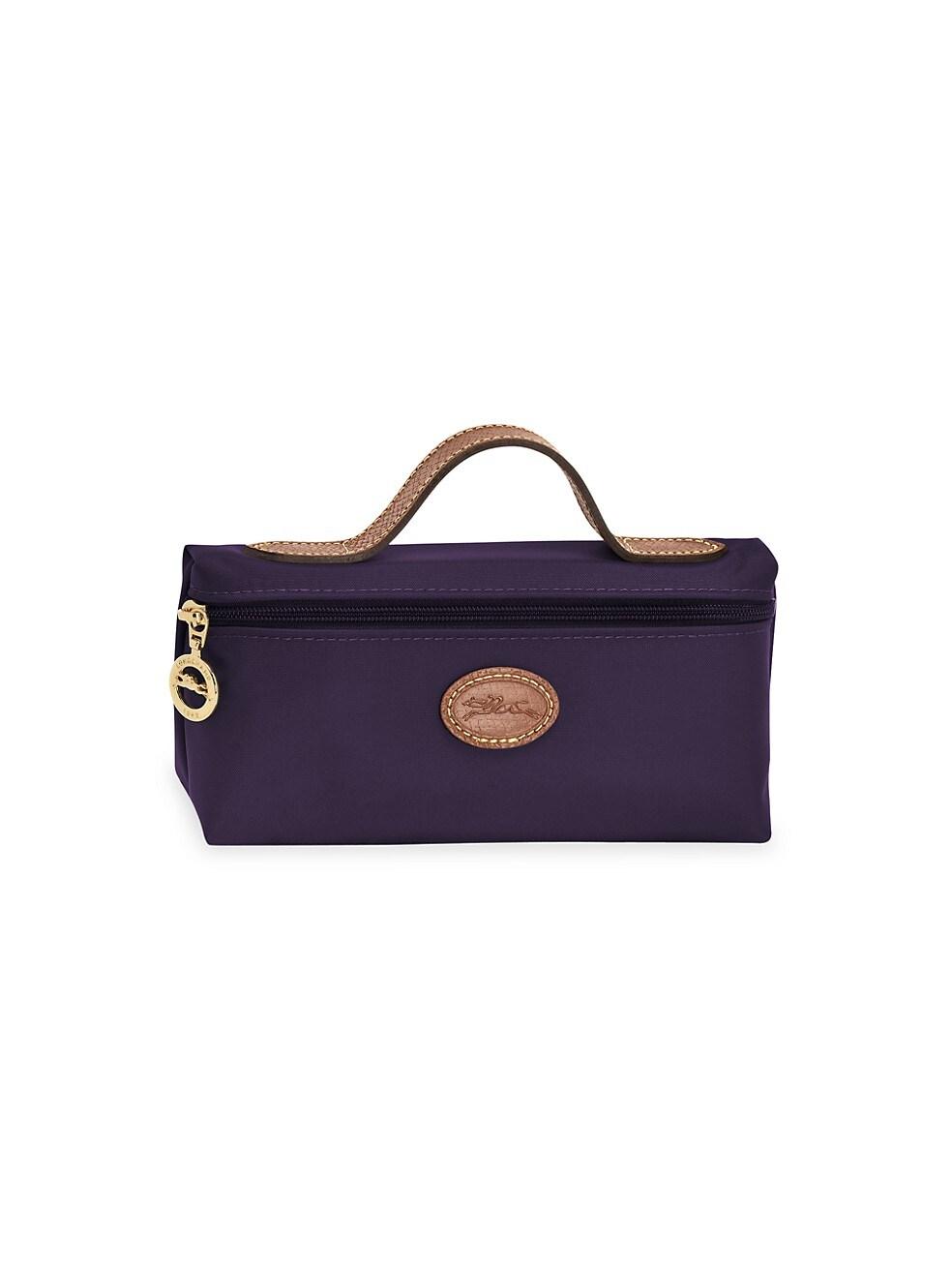 롱샴 파우치 Longchamp Le Pliage Cosmetic Case,BILBERRY