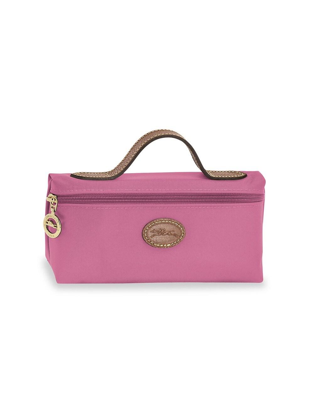 롱샴 파우치 Longchamp Le Pliage Cosmetic Case,PEONY