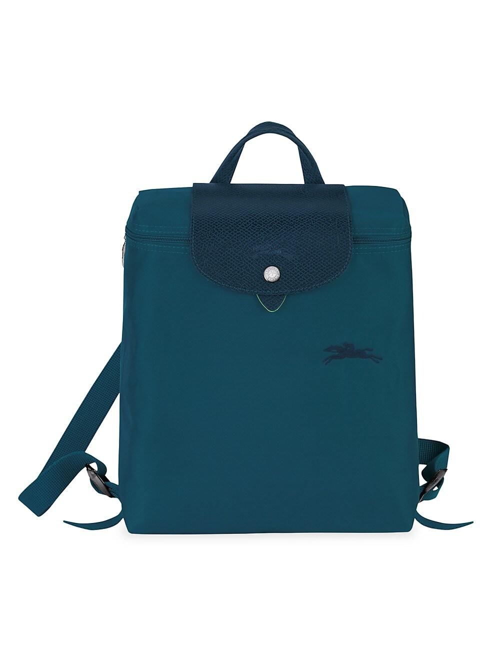 롱샴 백팩 Longchamp Le Pliage Backpack,OCEAN