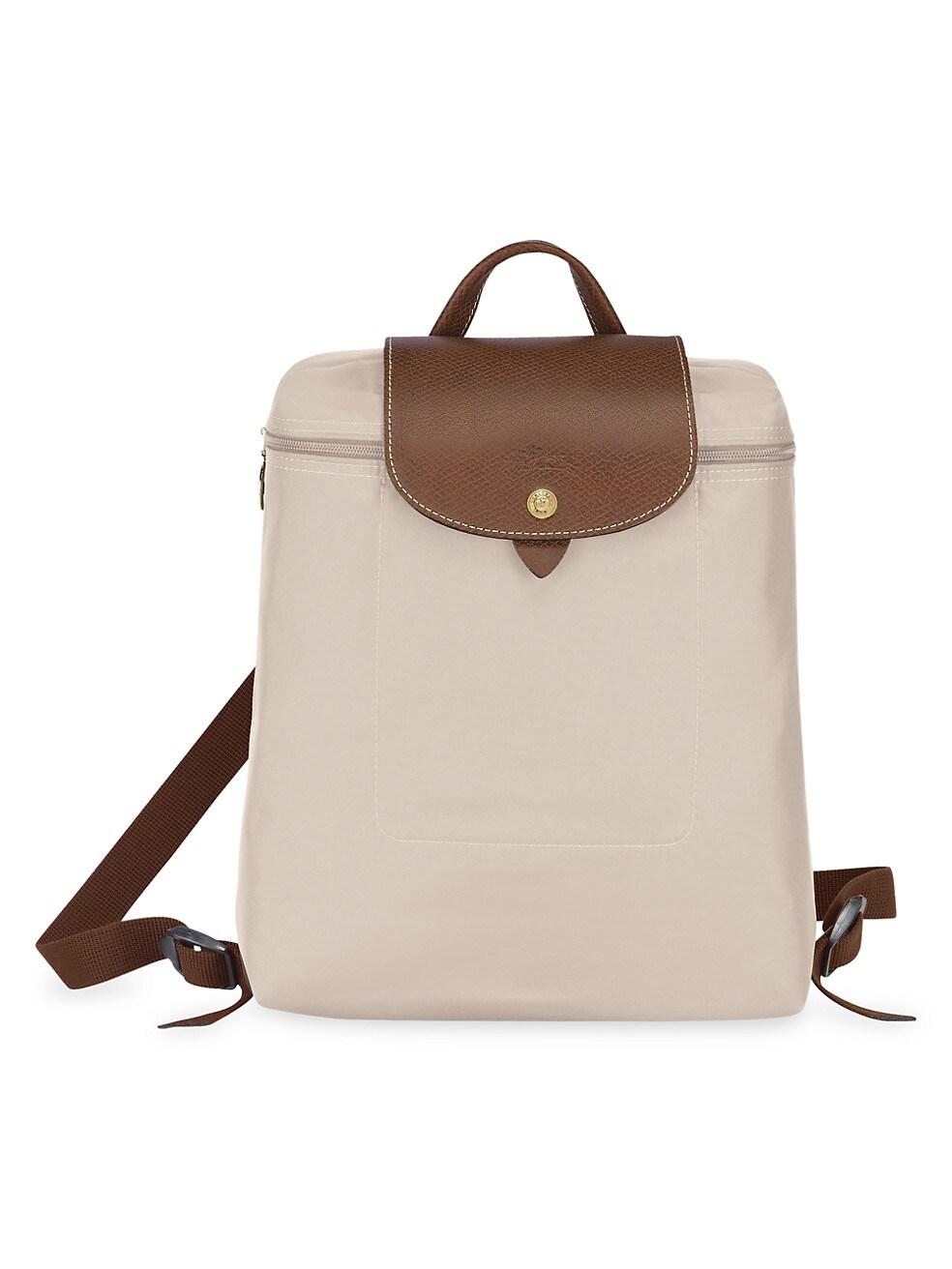 롱샴 백팩 Longchamp Le Pliage Backpack,PAPER