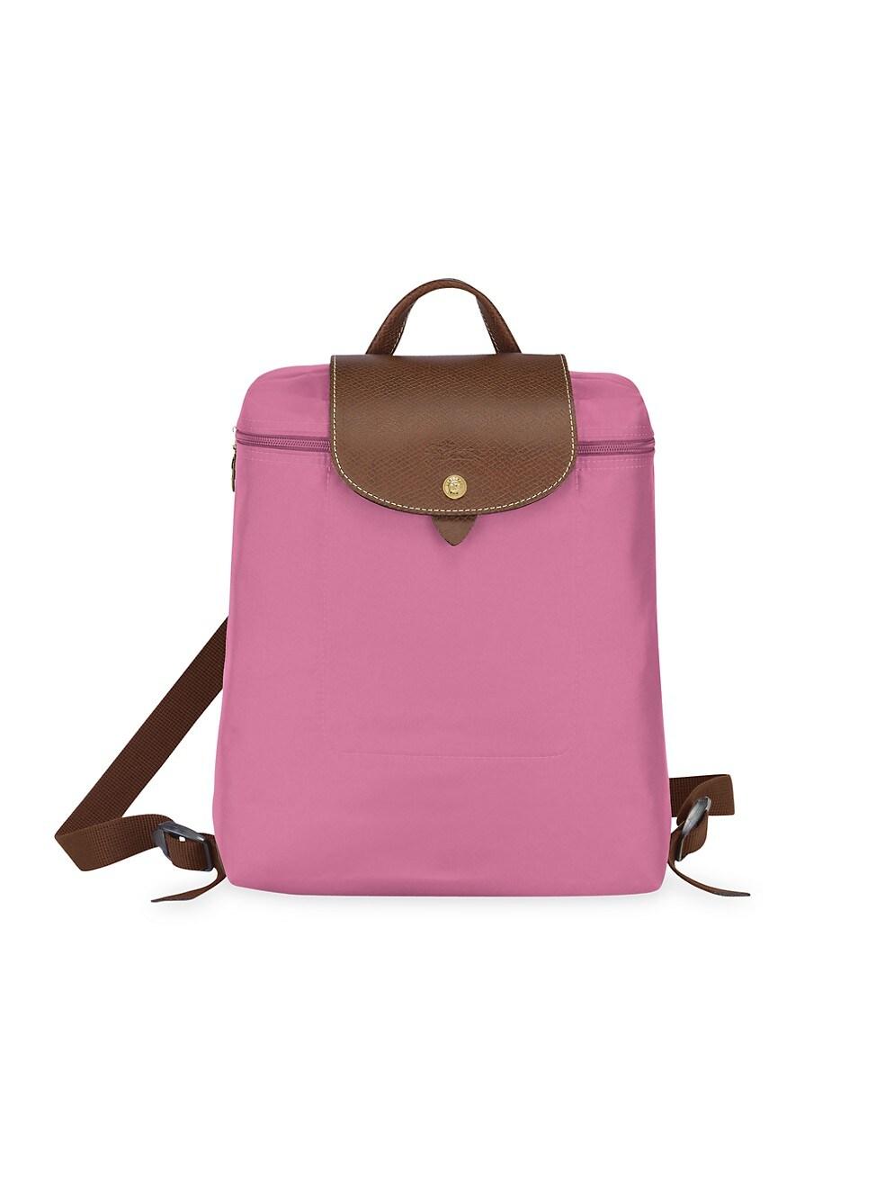 롱샴 백팩 Longchamp Le Pliage Backpack,PEONY