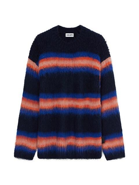 Striped Comfort Sweater