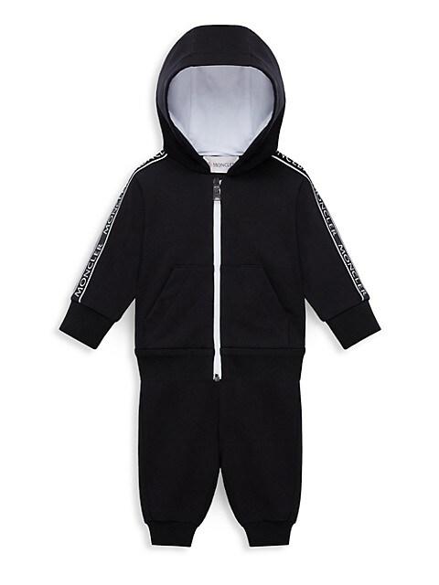 Baby's & Little Kid's 2-Piece Zip-Up Sweater & Jogger Set