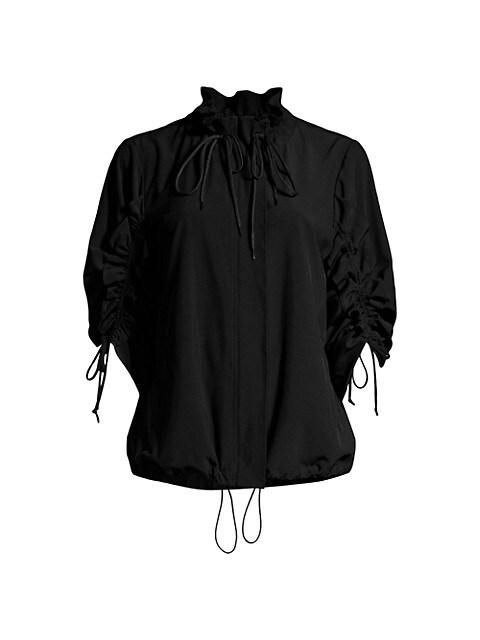 Gianna Drawstring Jacket
