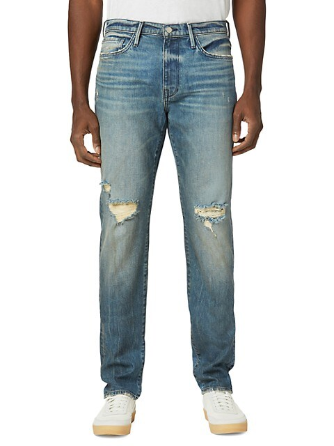 Asher Vonnegut Organic Jeans