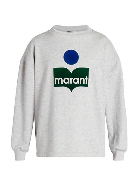 Menjiri Logo Pullover