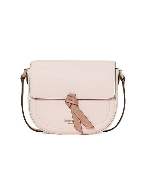 Knott Leather Crossbody Bag