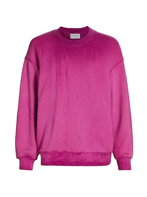 Brooklyn Cotton Sweatshirt