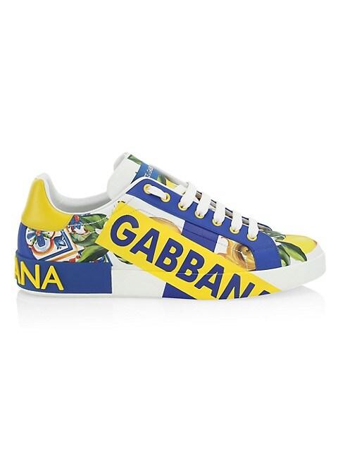 Capsule Portofino Sneakers