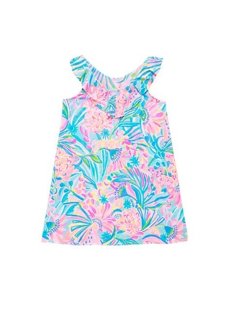 Little Girl's & Girl's Mini Alessa Dress