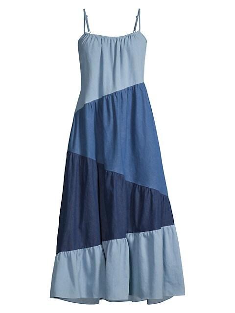 Reynolds Tiered Midi Dress