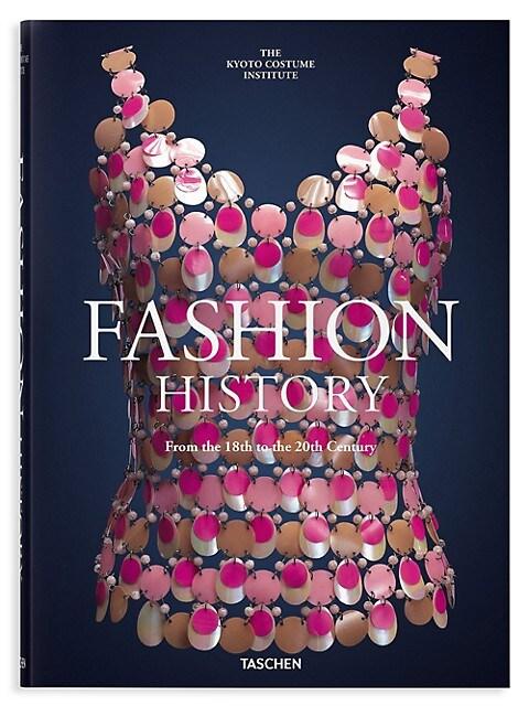 Fashion History Through Centuries Book
