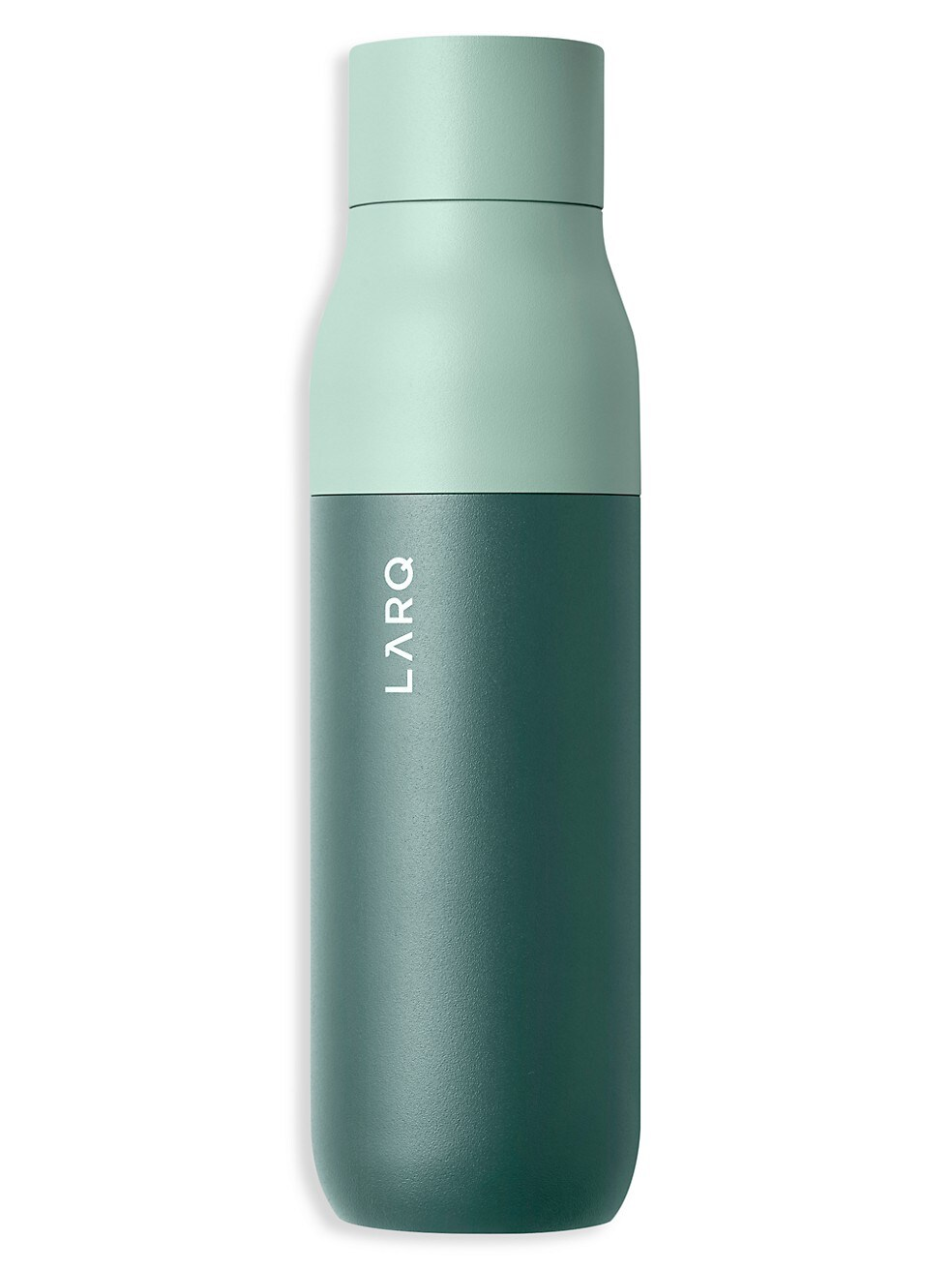 LARQ Special Edition Eucalyptus Green Self Sanitizing Water Bottle