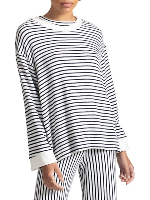 Lori Oversized Crewneck Sweatshirt