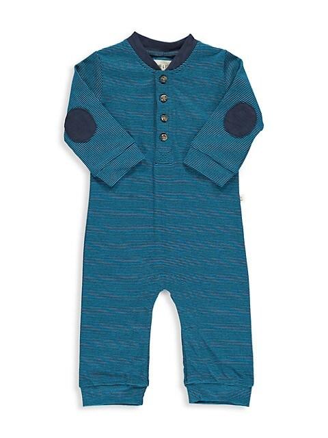 Baby Boy's Niota Henley Coveralls