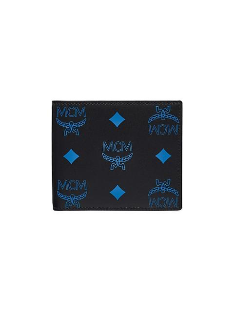 Color Splash Logo Card Case