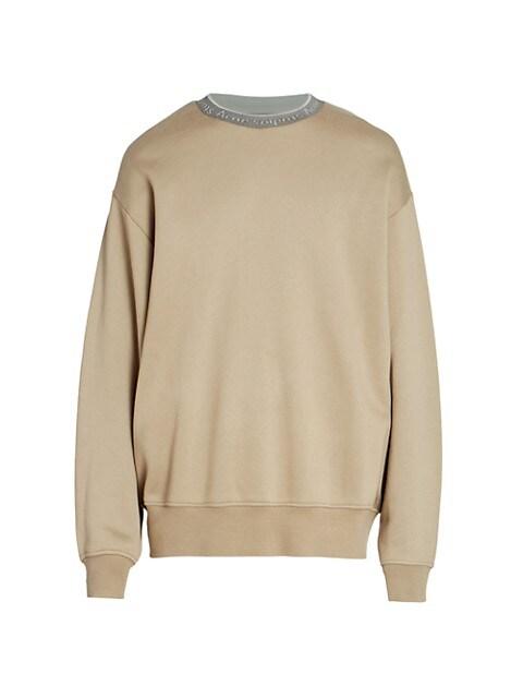 Fulton Reverse Logo Sweater