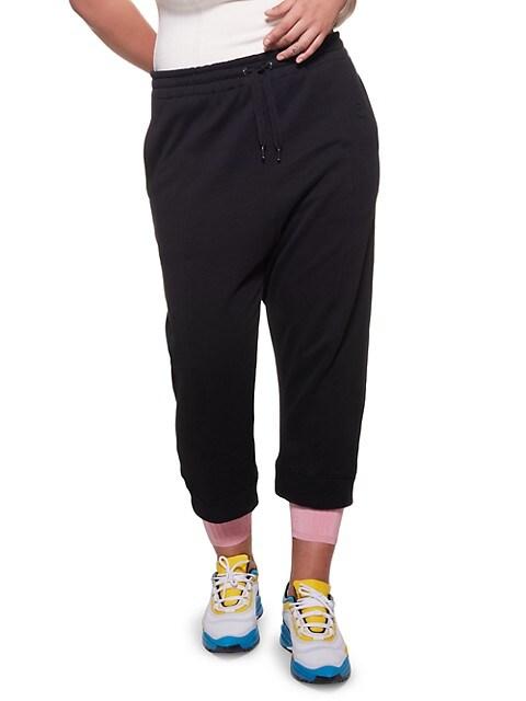 Crop Jogger Pants