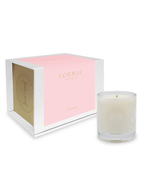 Essentials Rose Candle