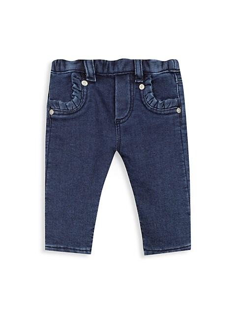 Baby's & Little Girl's Denim Pants