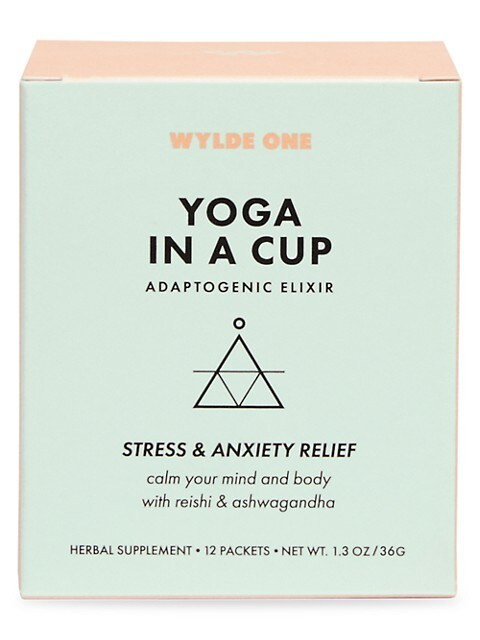 Yoga In A Cup™ Stress-Relieving Supplement Powder