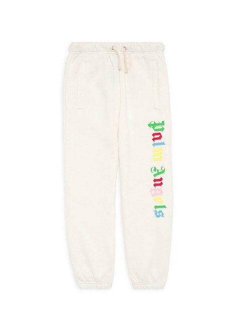 Little Kid's & Kid's Classic Over Logo Sweatpants