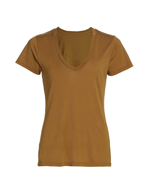 Carol V-Neck T-Shirt