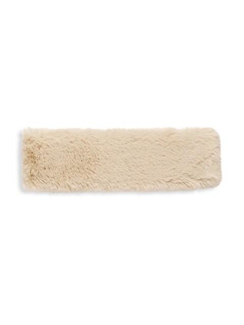 Eleni Lightweight Faux Fur Headband