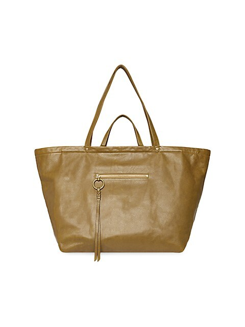 Sienna Leather Tote
