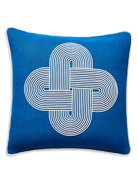 Pompidou Corded Pillow
