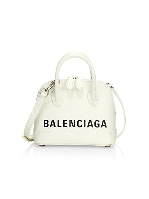 XXS Ville Leather Top Handle Bag