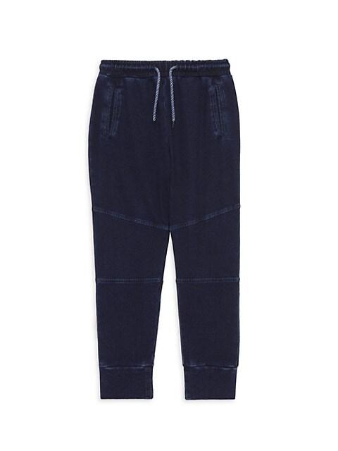 Little Boy's & Boy's Sideline Denim Jogger Pants