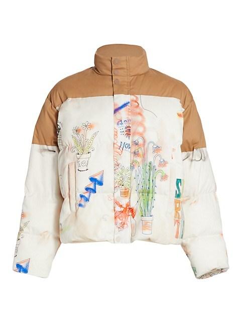 Drop Pillow Talk Puffer Jacket