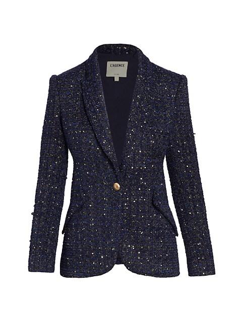 Chamberlain Tweed Blazer