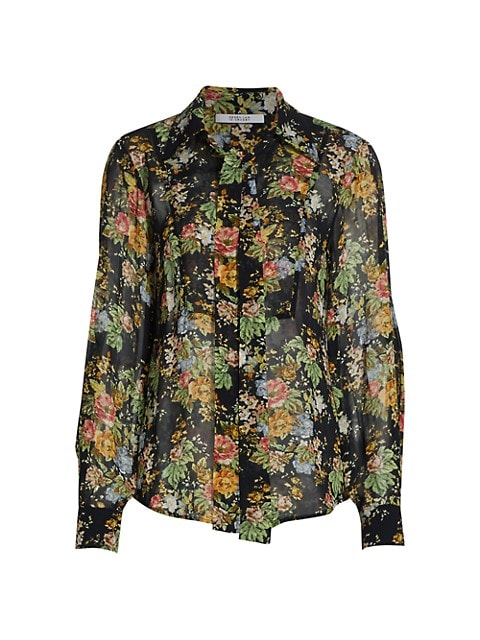 Irene Floral Blouse