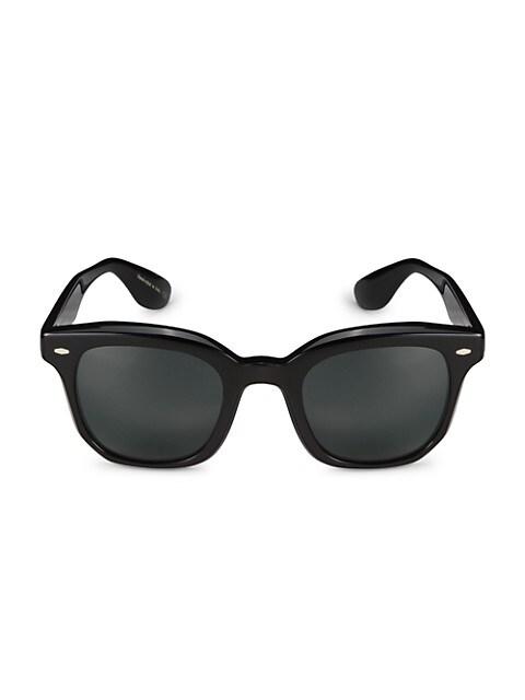 Filu' 50MM Square Sunglasses