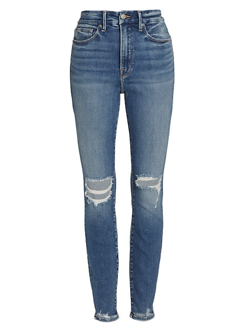 Good Waist Skinny Jeans